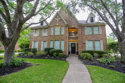 Friendswood Single Family Home For Sale: 1805 Parkview Drive