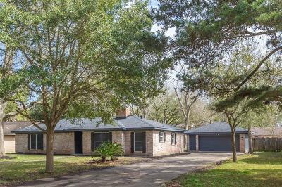 Dickinson Single Family Home For Sale: 5108 Longshadow Drive