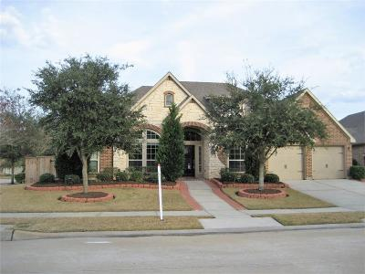 Katy Single Family Home For Sale: 10118 Kessler Cove Lane
