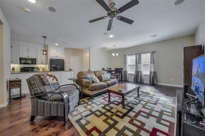 Houston Condo/Townhouse For Sale: 5305 Avenue J