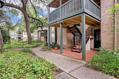 Houston Condo/Townhouse For Sale: 8281 Kingsbrook Road #157