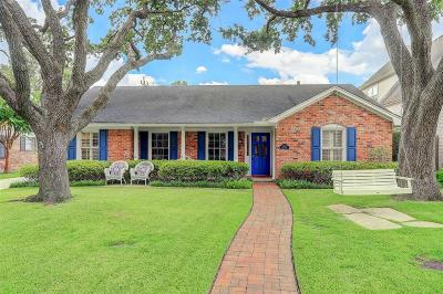 Houston Single Family Home For Sale: 6134 Olympia Drive