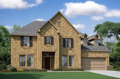 Richmond Single Family Home For Sale: 20734 Barrington Meadow Trace