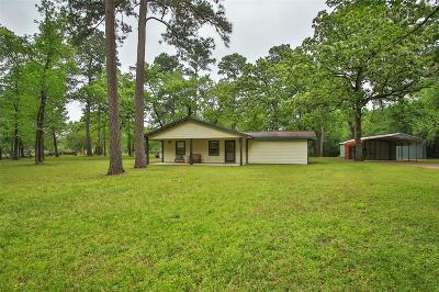 Magnolia Single Family Home For Sale: 9010 Pine Lane