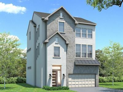 Houston Condo/Townhouse For Sale: 2604 Fountain Key Boulevard