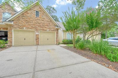 The Woodlands Condo/Townhouse For Sale: 6 Wintergreen Trail