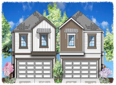Houston Single Family Home For Sale: 8 Hyde Park Boulevard