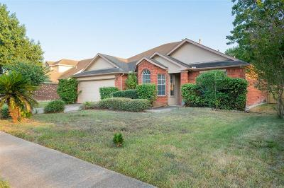 Cypress Single Family Home For Sale: 18715 Haughland Drive