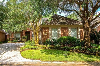 Kingwood Single Family Home For Sale: 3626 Cape Forest