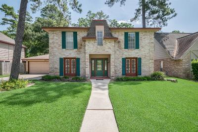 Memorial Northwest Single Family Home For Sale: 18106 Shadow Valley Drive