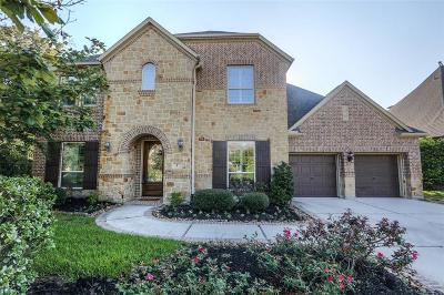 The Woodlands Single Family Home For Sale: 3 Spring Basket Trail