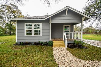 Pasadena Single Family Home For Sale: 413 Wafer Street
