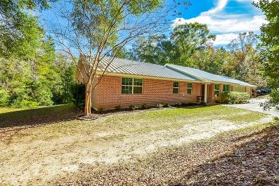 Conroe Farm & Ranch For Sale: 12280 Ike White Road