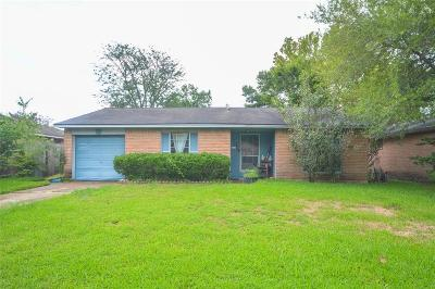 Friendswood Single Family Home For Sale: 17019 Tibet Road