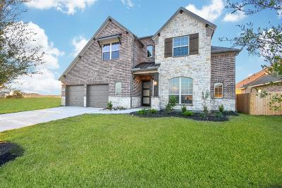 Willis Single Family Home For Sale: 10122 Whitney Reach Drive