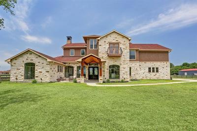 Richmond Single Family Home For Sale: 7720 Fairchild Road