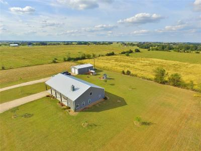 Weimar Farm & Ranch For Sale: 1138 Creekside Lane
