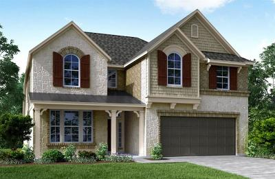 Cypress TX Single Family Home For Sale: $373,828