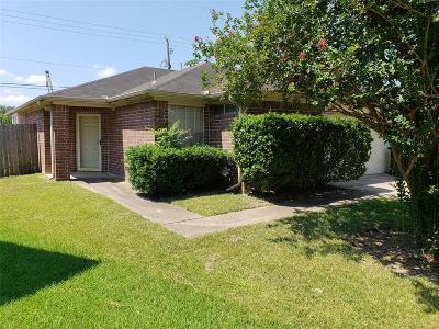 Houston TX Single Family Home For Sale: $160,000