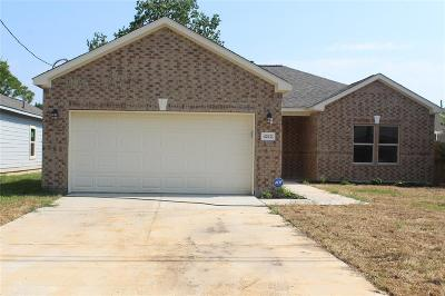 Houston Single Family Home For Sale: 4212 Knoxville Street