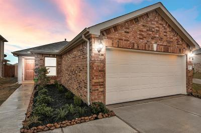 Katy Single Family Home For Sale: 25227 Stone Tower Court