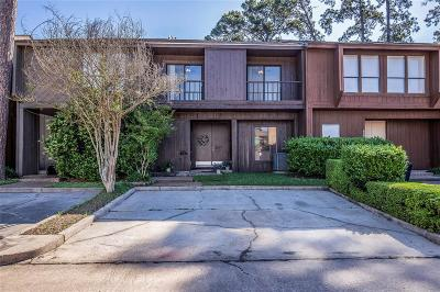 Montgomery Condo/Townhouse For Sale: 3240 Poe Drive