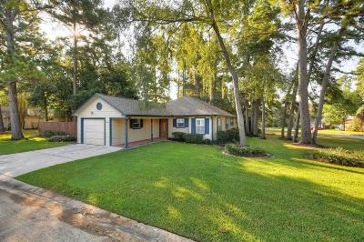 Single Family Home For Sale: 14885 Cygnus Court