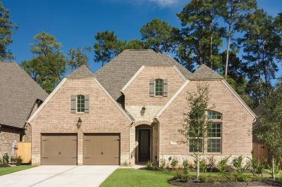 Conroe Single Family Home For Sale: 113 Dawning Rays Court