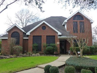Sugar Land Single Family Home For Sale: 3406 Mesquite Drive