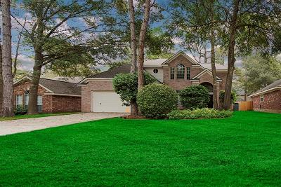 The Woodlands TX Single Family Home For Sale: $269,000