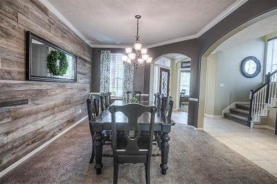 Conroe Single Family Home For Sale: 15 Harmony Hollow Court