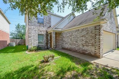 Houston Single Family Home For Sale: 19546 Dawn Canyon Road