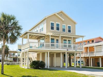 Pirates Beach Single Family Home For Sale: 4111 Long Tom Court