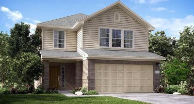 Richmond Single Family Home For Sale: 9854 Copper Ranch Trail