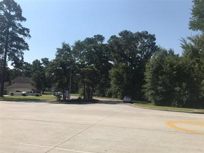 Conroe Residential Lots & Land For Sale: 1101 Gladstell Rd