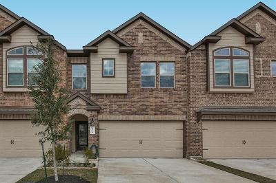 Rosenberg Condo/Townhouse For Sale: 1236 Willow Plains Lane
