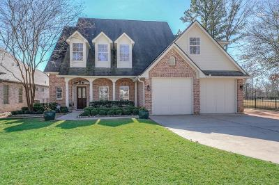 Montgomery Single Family Home For Sale: 11444 Lake Oak Drive
