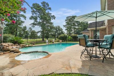 Kingwood Single Family Home For Sale: 7615 Prairie Oak Trail
