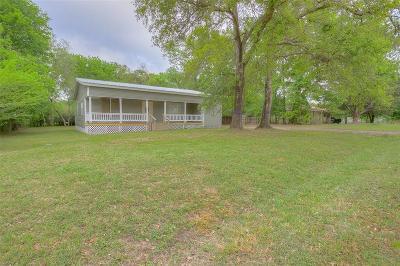 Trinity County Single Family Home For Sale: 107 E 7th Street