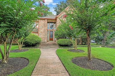 Houston Single Family Home For Sale: 3531 Highfalls Drive