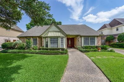 Katy Single Family Home For Sale: 20627 Castle Bend Drive