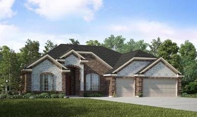 Conroe Single Family Home For Sale: 2076 Brookmont Drive