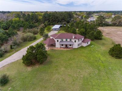 Cypress Single Family Home For Sale: 18001 Mueschke Road