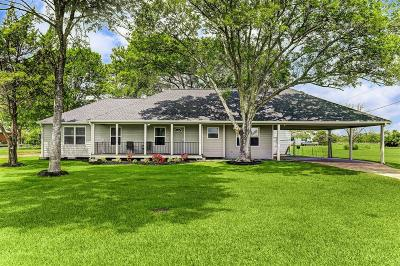 Alvin Single Family Home For Sale: 1006 Lilley Road