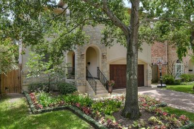 Bellaire Single Family Home For Sale: 4425 Verone Street