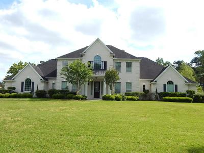 Spring Single Family Home For Sale: 3915 Almond Court