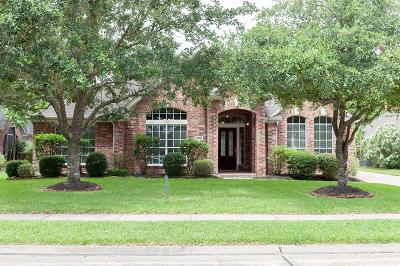 Pearland Single Family Home For Sale: 2512 Sunny Shores Drive