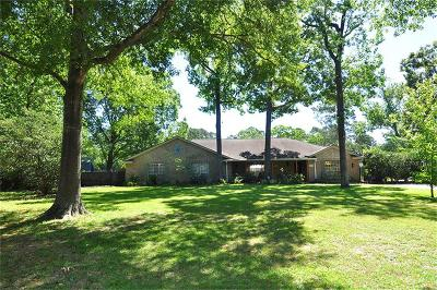 Kingwood Single Family Home For Sale: 1520 Buttercup Lane