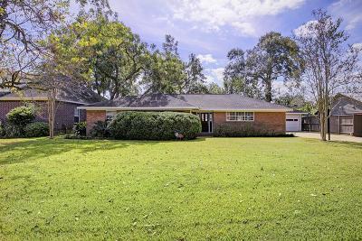 Houston Single Family Home For Sale: 5605 Valerie Street