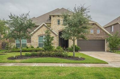 Katy Single Family Home For Sale: 6015 Green Meadows Lane